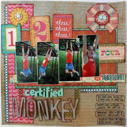 Certified monkey