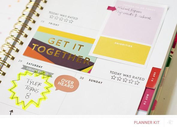 Planner b original