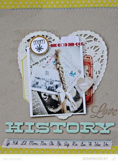 History main