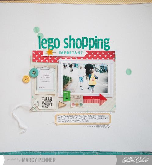 Sc lego shopping