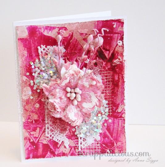 13arts pink card