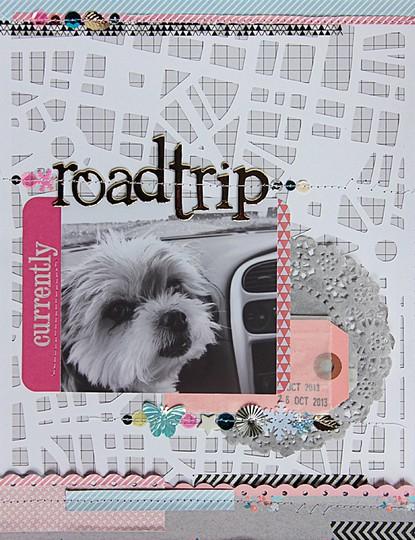 Roadtrip layout