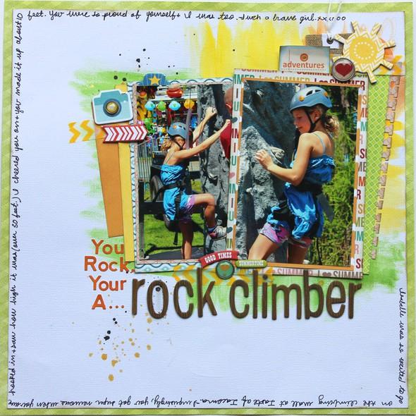 Yourockyourarockclimber