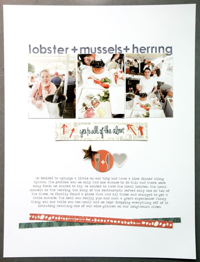 Lobstermusselsherring