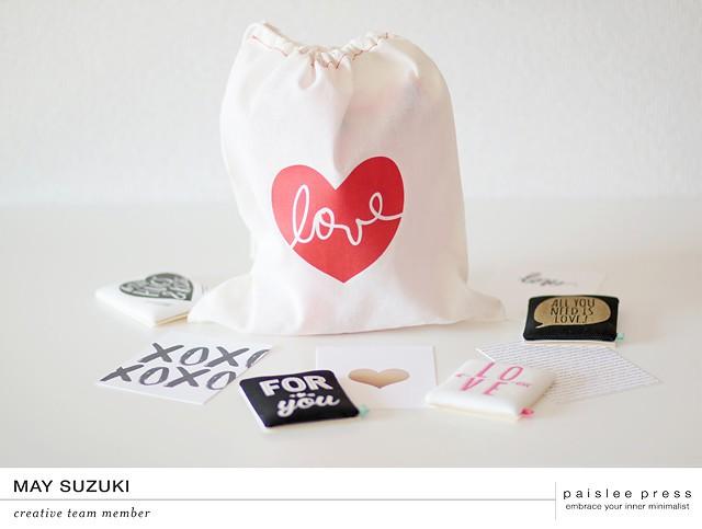Paislee love projectbymaysuzuki