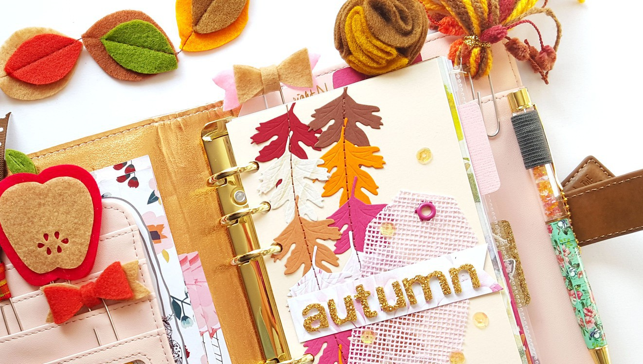 Creative planner pages fall   thanksgiving
