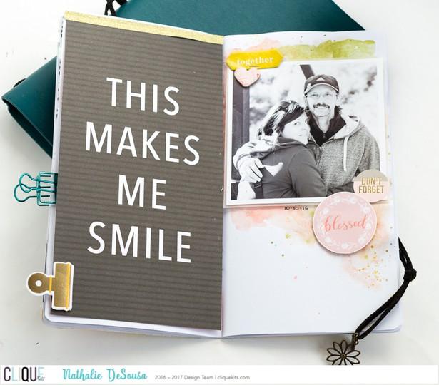 Ck nathalie desousa november2016 traveler notebook 7 original