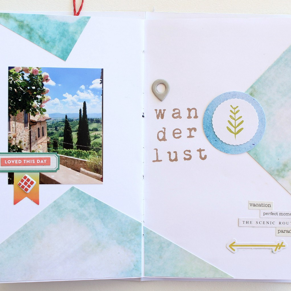 Travelersnotebook italywanderlust original