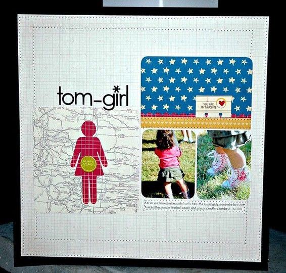 Tom girl