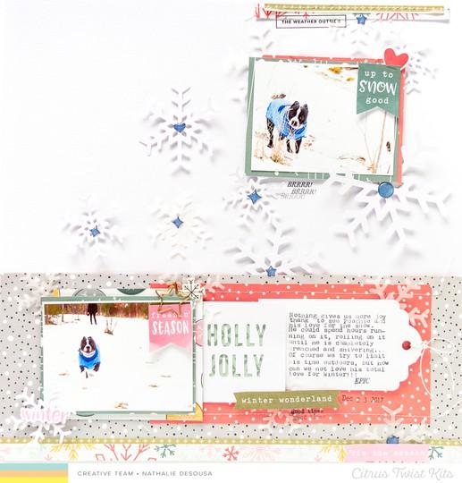 Ctk holly jolly nathalie desousa original