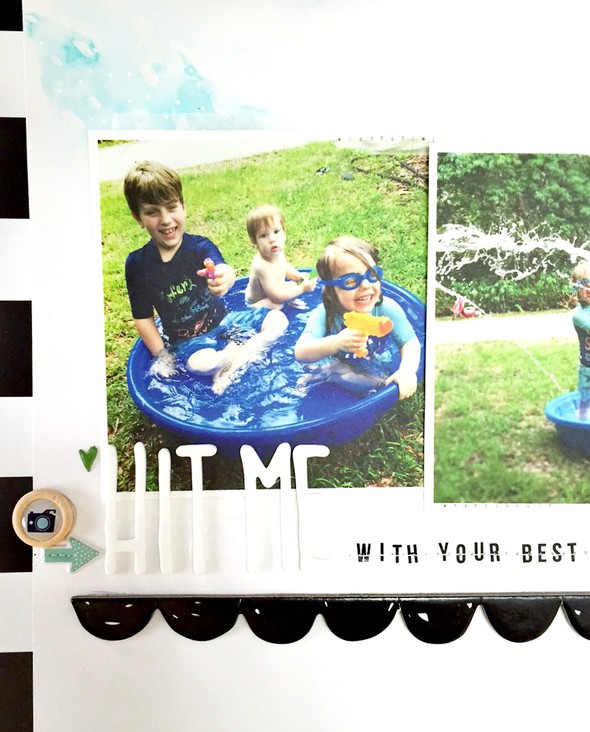 Hit me with your best shot layout   cu  title and photo original