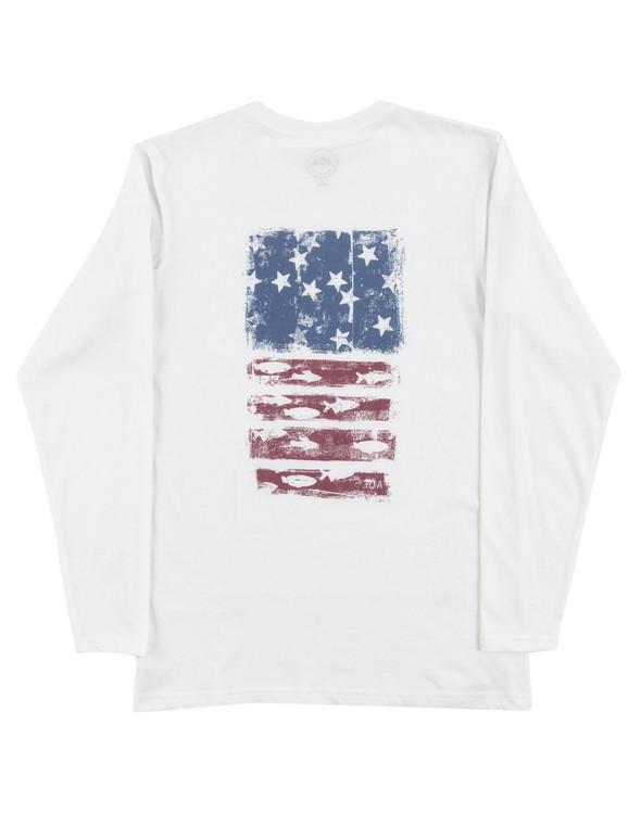 114472 fishflaglongsleevewhitev slider2 original