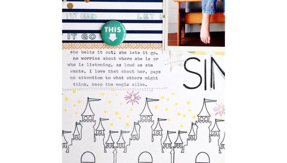 1   4x6 stamp set by life love paper   image 2 original