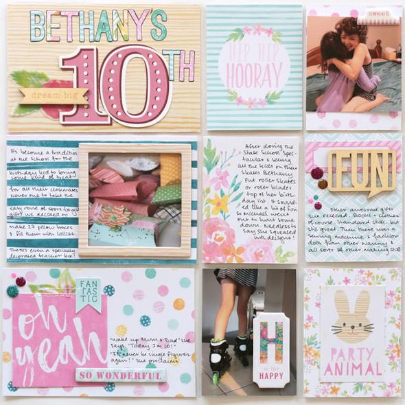 Bethanys birthday lhs by natalie elphinstone original