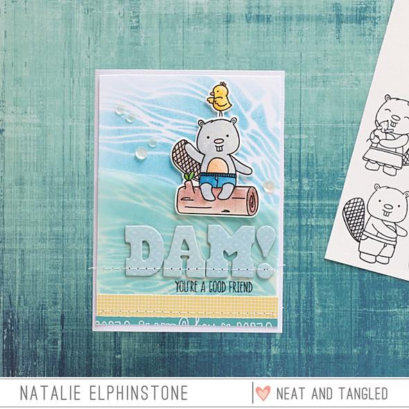 Dam card original