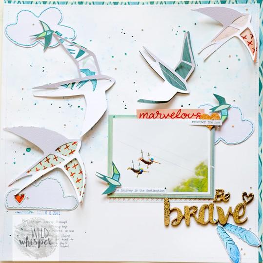 Be brave 9 original