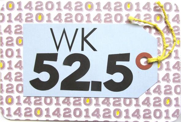 2014 wk52.5t original