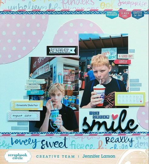 Ice cream smile by jennifer larson ed original