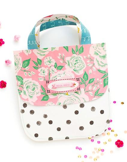 Sandradietrich mojosanti cratepaper carousel handbag original