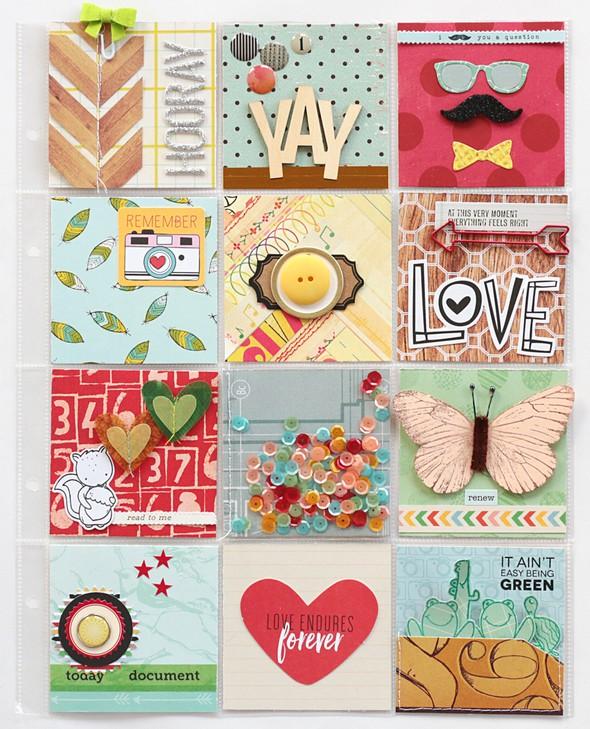 Pocket page by natalie elphinstone original