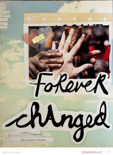 Marchforeverchanged