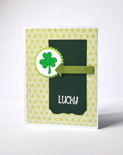 Lucky card original
