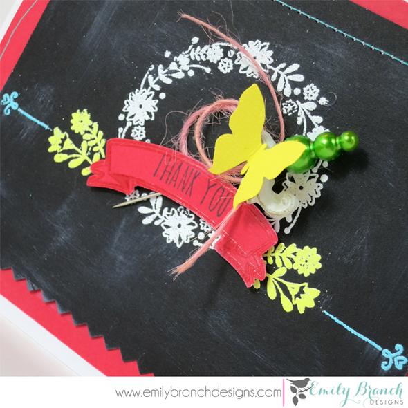 Chalkboardwreathcard closeup1