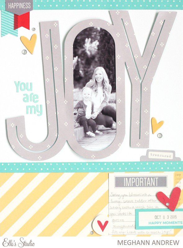 Joy blog original