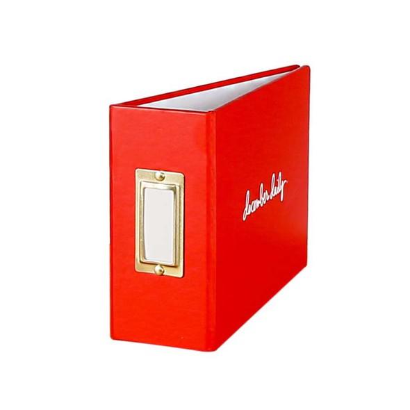 24194 red december album 4x6 original
