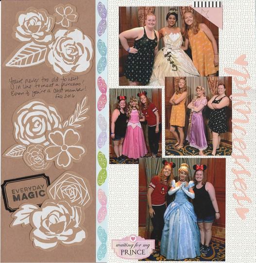 Princesses original
