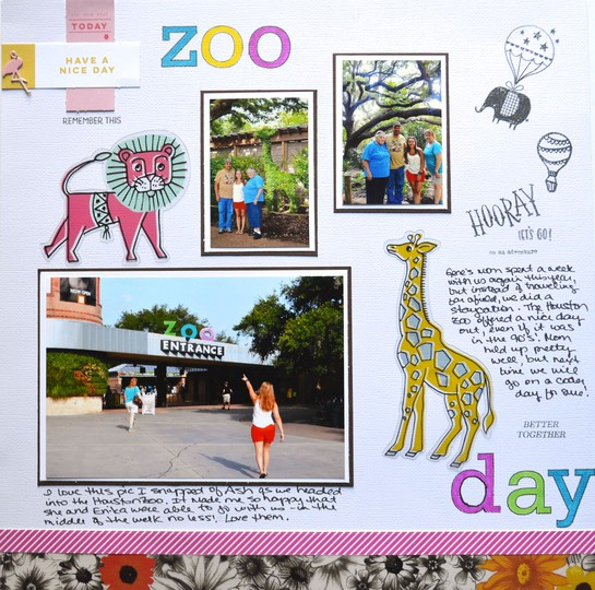 Zoo day original
