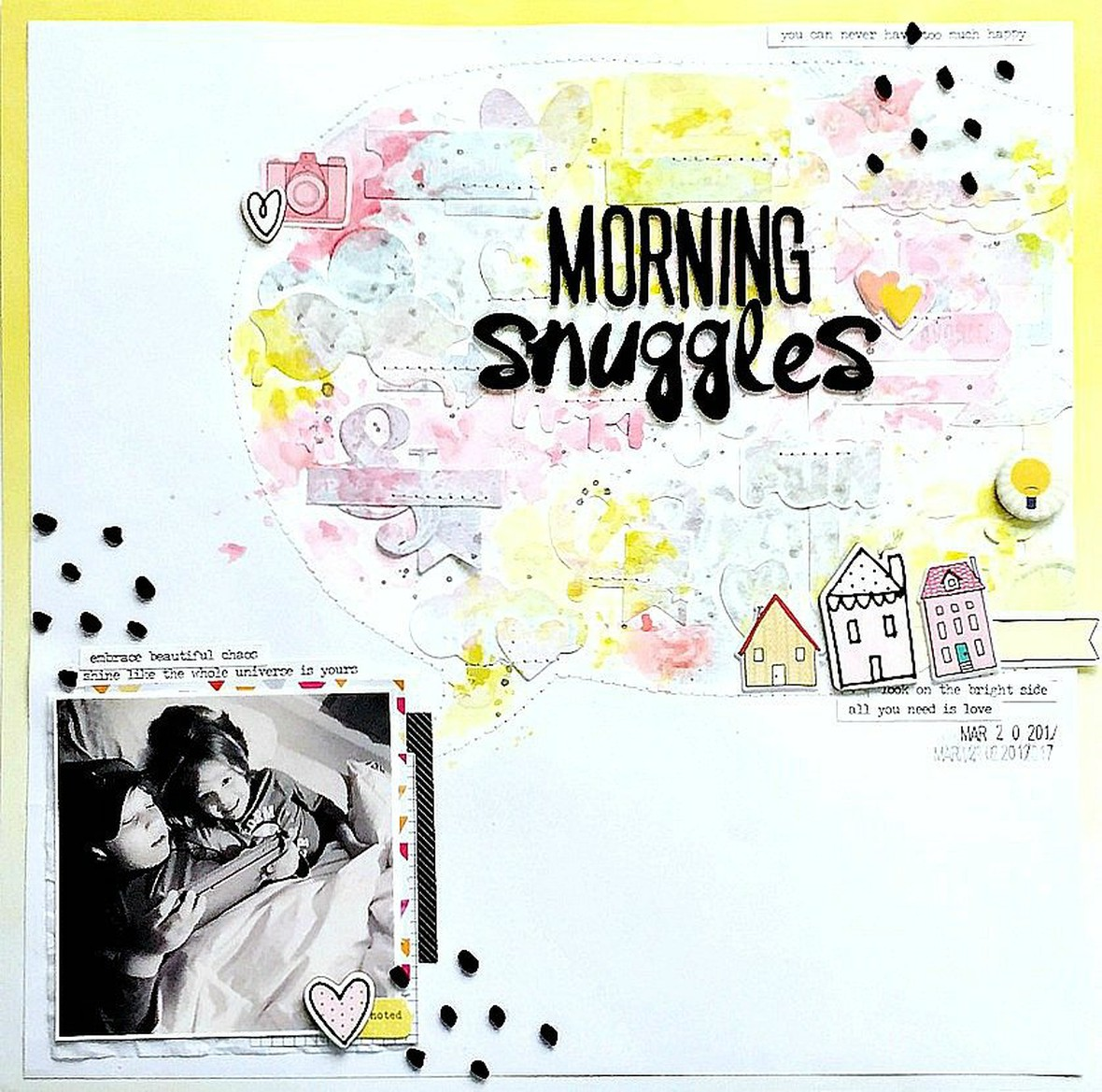Morning snuggles layout   ls original