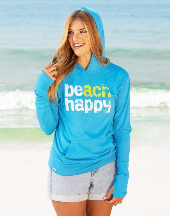 108549 beach happy pullover hoodie 30a blue women slider 2 original