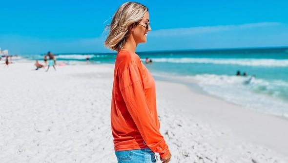 152558 simple beach happy%25c2%25ae long sleeve sun shirt women coral slider2 original