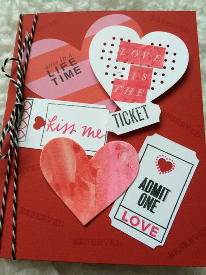Love is the ticket b original