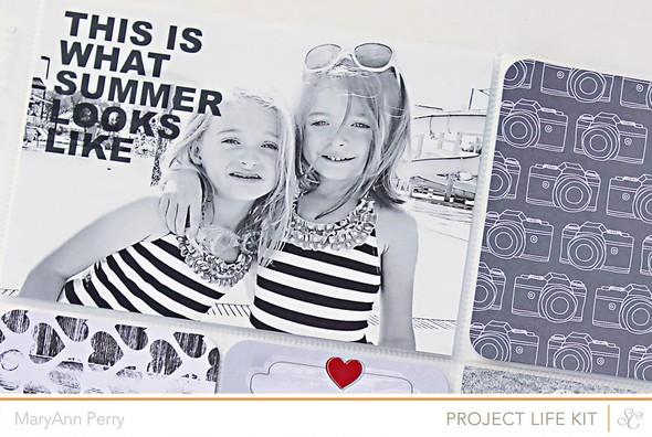 Roundabout project life week17 4web