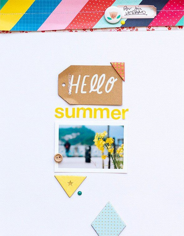 Hello summer marivi original