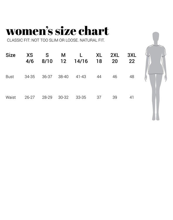 30a women sizechart classicfitshortsleeve vertical original