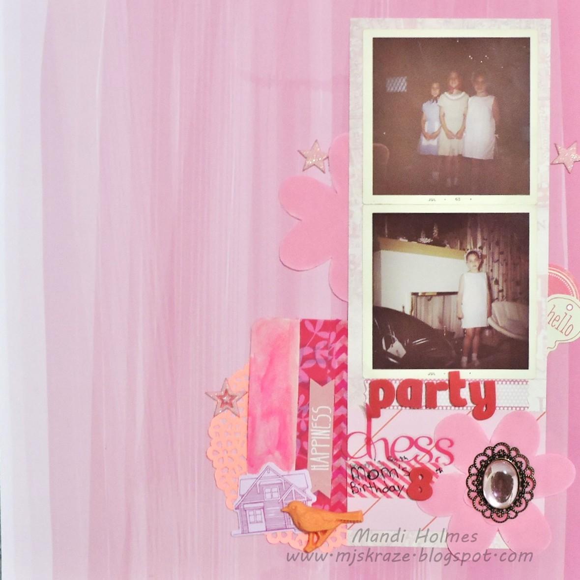 Party dress 8 original