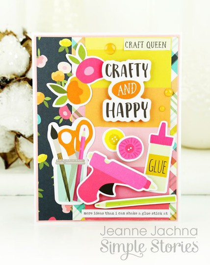 Crafty and happy original