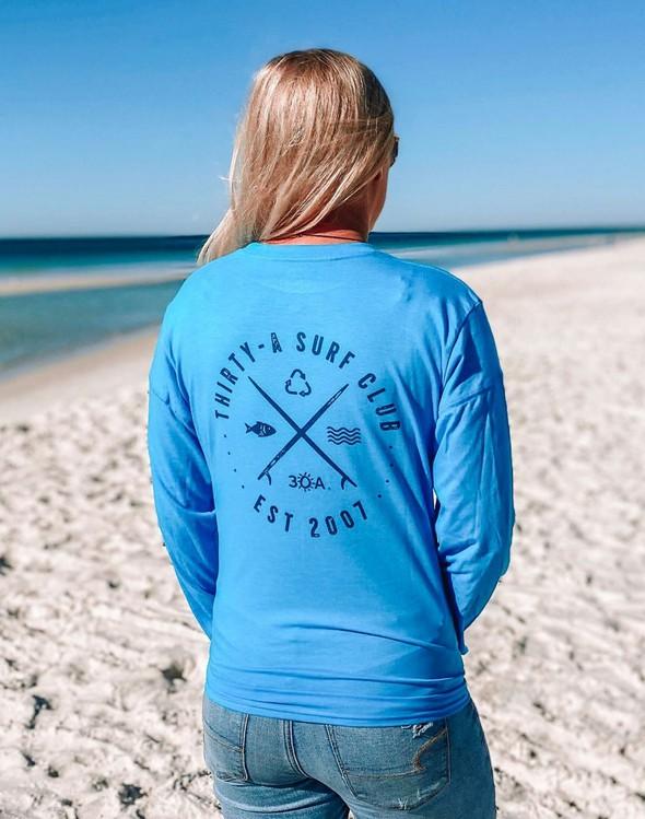 125297 surfclublongsleevetee30ablue women slider4 original