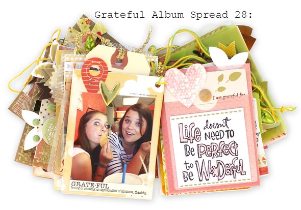 Grateful album spread 28