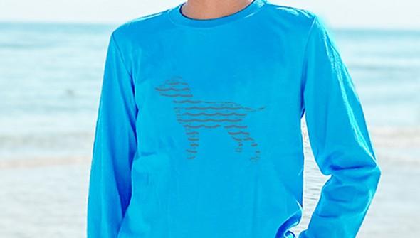 126991 sea dog long sleeve tee  kids 30a blue slider2 original