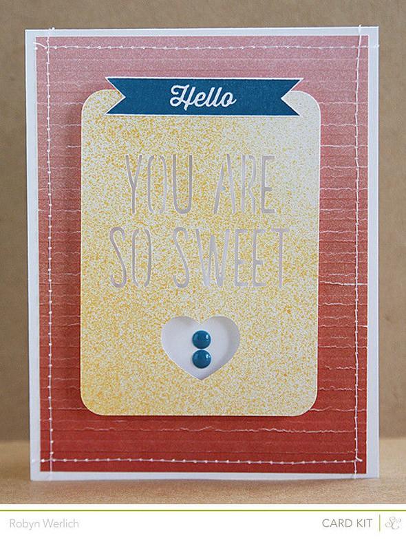 Rwerlich sweet card