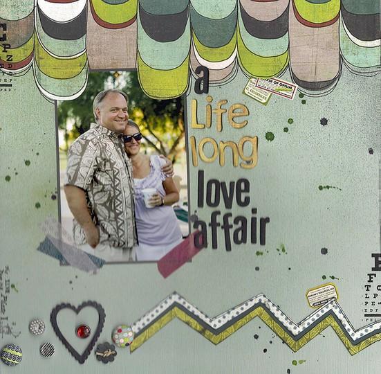 Love affairred