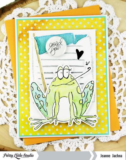 Frog four original