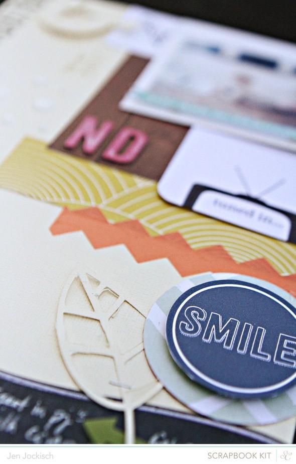 Smile detail