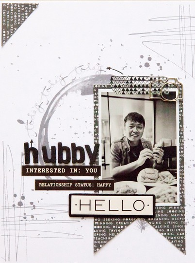 Hello hubby by evelynpy