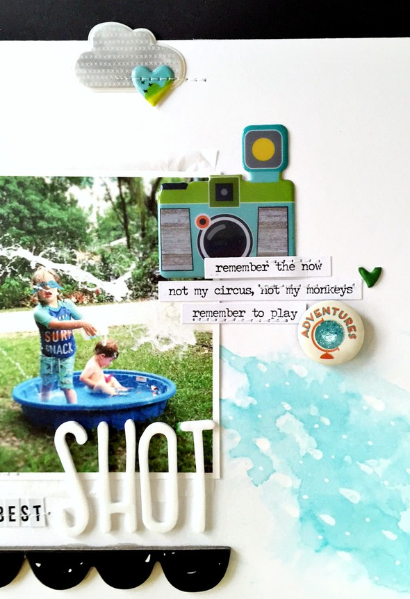 Hit me with your best shot layout   cu  embellishments and background original