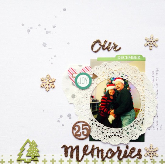 Valerie huang our memories layout